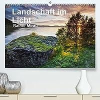 Landschaft im Licht (Premium, hochwertiger DIN A2 Wandkalender 2022, Kunstdruck in Hochglanz): Landschaftsfotografien (Monatskalender, 14 Seiten )