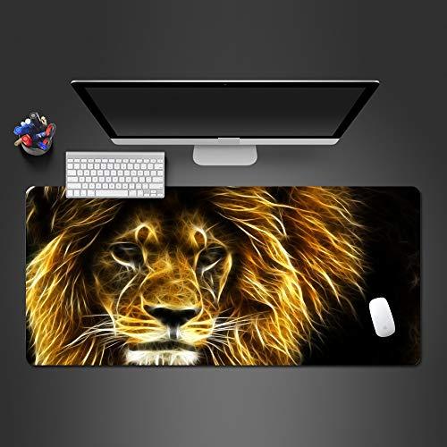 Mausunterlagequalitätsspielmannschaftspielunterlagespielcomputertastatur- Mäusetischmatte 900x300x2