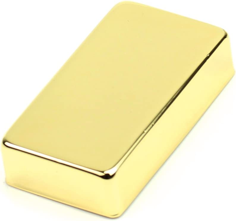 Estone Fees free!! Humbucker Pickup Cover Milwaukee Mall For 15 Gold Electric plated Guitar