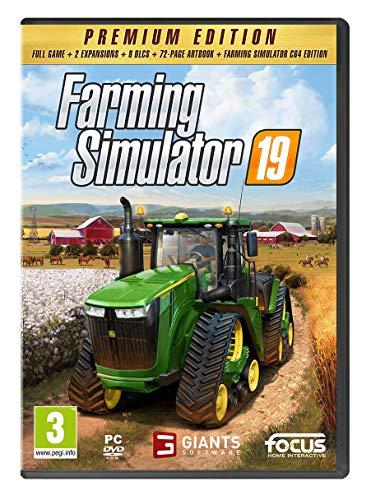 Farming Simulator 19 Premium Edition - PC