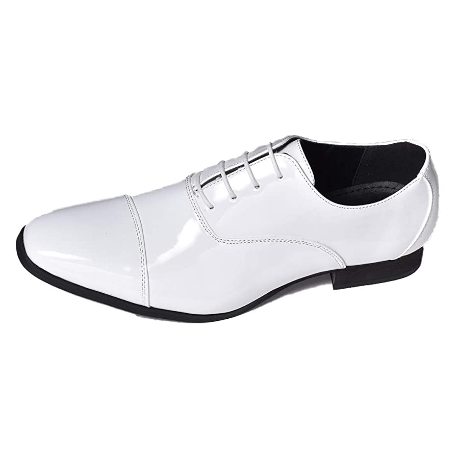 聡明教え変更可能ビジネスシューズ メンズ 紳士靴 レースアップ