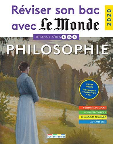 classement un comparer Licence Le Monde 2020: Philosophie, Terminaux L, ES, S.