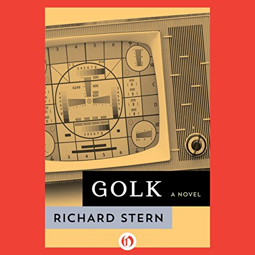 Golk audiobook cover art
