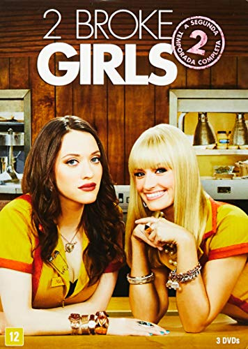 2 Broke Girls 2A Temp [DVD]