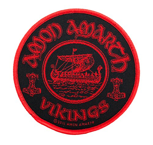 Amon Amarth - Viking Circular [Patch/Aufnäher, gewebt] [SP2558]