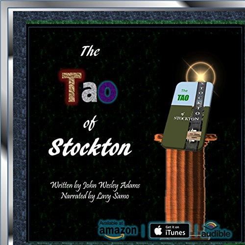 The Tao of Stockton audiobook cover art