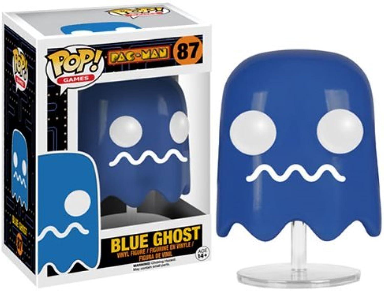 Pac-Man Blau Ghost Pop  Vinyl Figure by Pac-Man
