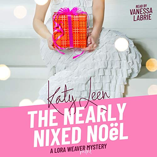 The Nearly Nixed Noël audiobook cover art