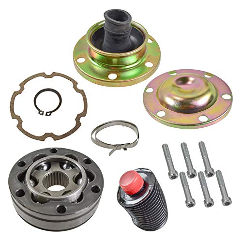 Front Driveshaft Rear CV Joint Rebuild Kit Compatible With Jeep Liberty