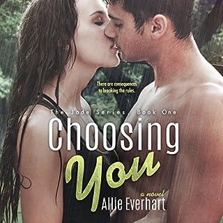 Choosing You audiobook cover art
