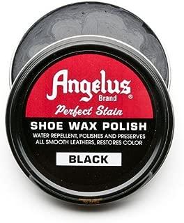 Angelus Wax Polish Black