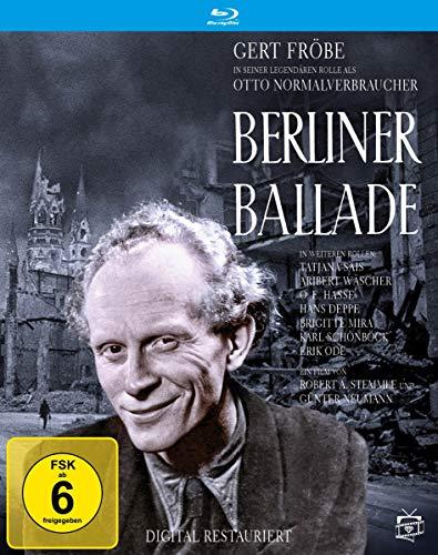 Berliner Ballade (Filmjuwelen) [Blu-ray]