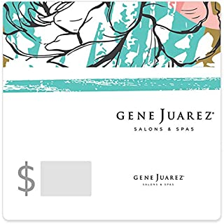 Gene Juarez Gift Card - Email Delivery