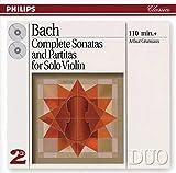 Duo - Bach (Werke für Solovioline) - rthur Grumiaux