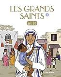 Les grands saints en BD