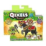 Qixels Royaume - Kit de Création Thème Chevaliers - Asmokids - Loisirs créatifs - Jeu Garçons