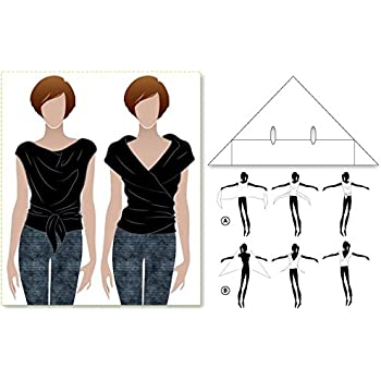 - Click for Other Sizes Available Abigail Knit Top Style Arc Sewing Pattern Sizes 04-16