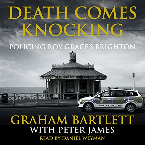 Death Comes Knocking audiobook cover art