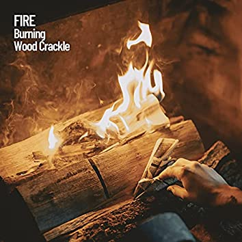 Fire: Burning Wood Crackle