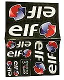 Elf Set de Pegatinas 1 DIN A3