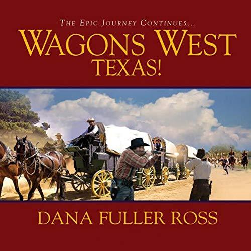 Page de couverture de Wagons West Texas!