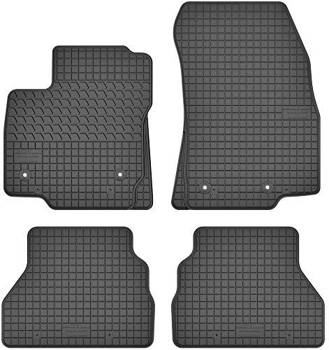 Motohobby Gummimatten Gummi Fußmatten Satz für Ford B-Max (2012-2017) - Passgenau