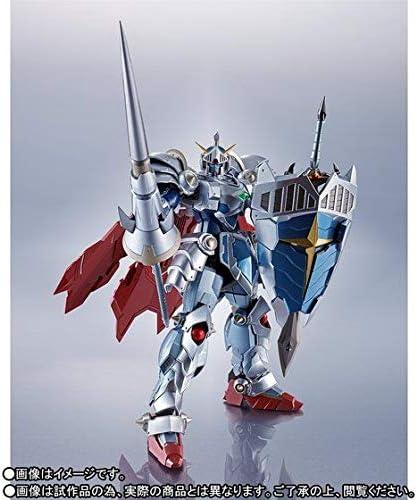 Bandai Metal Robot Spirits Side 100%品質保証! Hero Lacroan MS Knight 《週末限定タイムセール》 Gundam