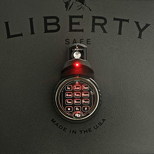 Liberty Safe - Security Safe Light Digital Lock Light, Magnetic Gun Safe Accessory, Electronic
