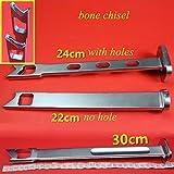 Generic 22cm : Orthopedics instrument hip joint femur sel bone sel stainless steel osteotome for orthopedist