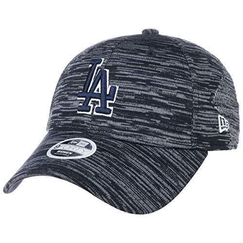 New Era Gorra 9Forty Women´s LA Eng FitEra de Baseball Curved Brim Cap (Talla única - Azul Oscuro)