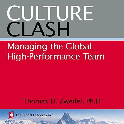 Culture Clash: Managing the Global High-Performance Team Titelbild