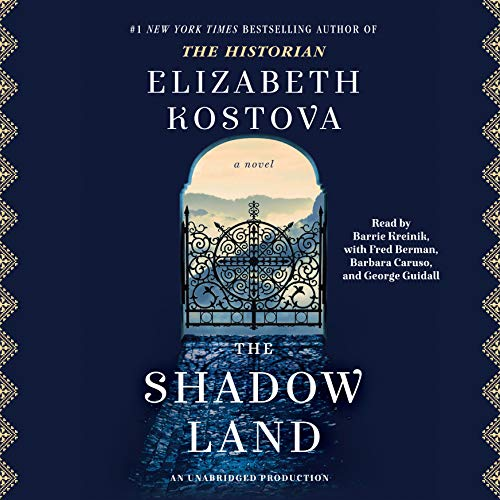 The Shadow Land audiobook cover art
