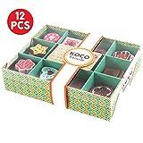 bee SMART - Holz Kekse in Einer Schachtel für Kinderspielküche, Zubehör Kinderküche / zubehoer kaufladen, 11 Stück für Kinder