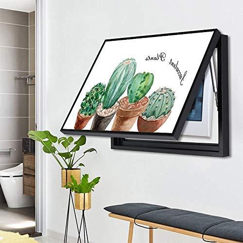 ZCY Pared Colgante Deco Cuadro de medidor de Imagen Pintura Decorativa Elevación...