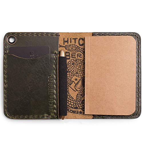 Hitch and Timber Trucker's Hitch Wallet