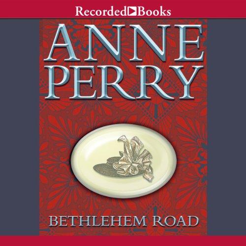 Bethlehem Road audiobook cover art