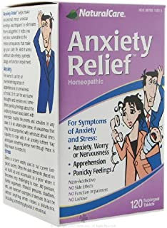 Natural Care Anxiety Relief 120 Tab