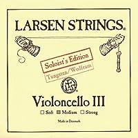 CUERDA VIOLONCELLO - Larsen (Soloist) (Wolframio) 3ェ Fuerte Cello 4/4 (G) Sol (Una Unidad)