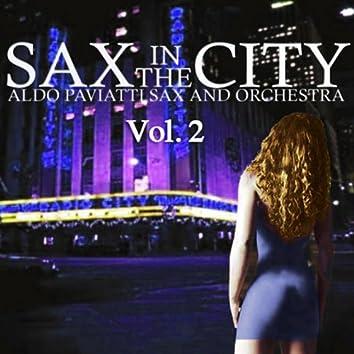 Sax In The City Vol. 2