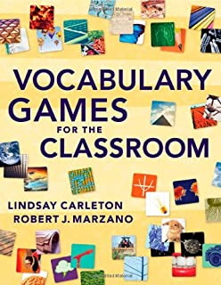 Best vocabulary games for the classroom marzano Reviews