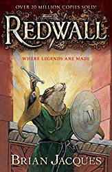 Fantasy books for middle grade kids Redwall