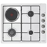 Rosieres RTL631EMRB Dessus de table Blanc four et cuisinière - fours et cuisinières...