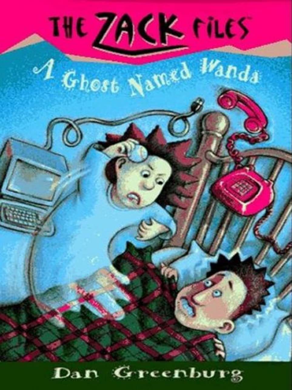 場所幾何学形容詞Zack Files 03: A Ghost Named Wanda (The Zack Files Book 3) (English Edition)