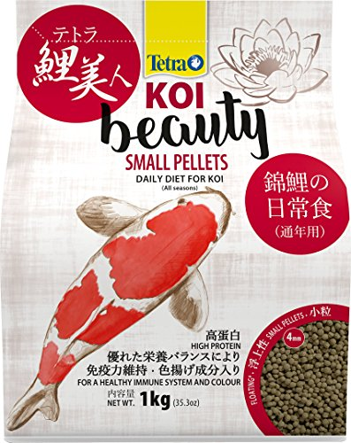 Tetra KOI Beauty Nourriture pour Aquariophilie 4 L Taille S