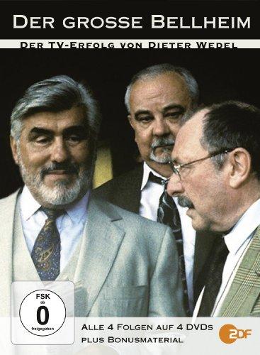 Der große Bellheim (4 DVDs)