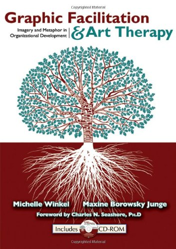 Compare Textbook Prices for Graphic Facilitation and Art Therapy: Imagery and Metaphor in Organizational Development Pap/Cdr Edition ISBN 9780398087388 by Michelle Winkel,Maxine Borowsky Junge
