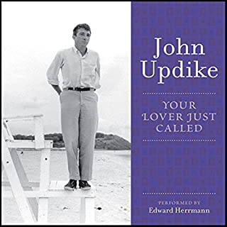 Your Lover Just Called audiobook cover art