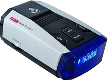 Cobra SPX-6600 15-Band Radar / Laser Detector