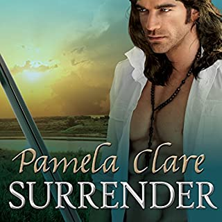 MacKinnon's Rangers, Book 1     Surrender              By:                                                                                                                                 Pamela Clare                               Narrated by:                                                                                                                                 Kaleo Griffith                      Length: 13 hrs and 12 mins     549 ratings     Overall 4.4