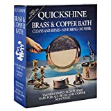 Quickshine Brass and Copper Clean and Shine Bath, 4 Sachets